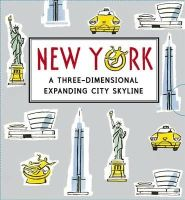 McMenemy, Sarah - New York: A Three-Dimensional Expanding City Skyline - 9781406332957 - V9781406332957