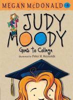 McDonald, Megan - Judy Moody Goes to College - 9781406335897 - KOC0008073