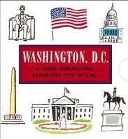 McMenemy, Sarah - Washington, D.C: A Three-Dimensional Expanding City Skyline - 9781406338027 - V9781406338027