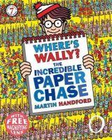 Handford, Martin - Wheres Wally Incredible Paper Chase Mini - 9781406341263 - KKD0006615
