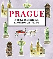Cosford, Nina - Prague: A Three-dimensional Expanding City Guide - 9781406346770 - V9781406346770