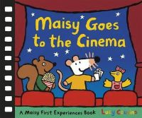 Cousins, Lucy - Maisy Goes to the Cinema - 9781406349542 - V9781406349542