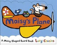 Cousins, Lucy - Maisy's Plane - 9781406352313 - V9781406352313
