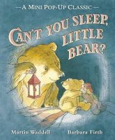 Waddell, Martin - Can't You Sleep, Little Bear? - 9781406352849 - V9781406352849