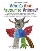 Carle, Eric - What's Your Favourite Animal? - 9781406356519 - V9781406356519