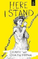 Amnesty International UK - Here I Stand - 9781406358384 - V9781406358384