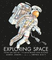 Jenkins, Martin - Exploring Space: From Galileo to the Mars Rover and Beyond - 9781406360080 - V9781406360080