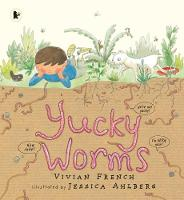 French, Vivian - Yucky Worms - 9781406367041 - V9781406367041