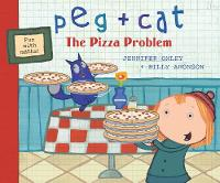 Oxley, Jennifer, Aronson, Billy - Peg + Cat: The Pizza Problem - 9781406367928 - V9781406367928