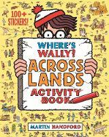 Handford, Martin - Where's Wally? Across Lands: Activity Book - 9781406368192 - 9781406368192