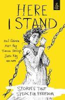 Amnesty International UK - Here I Stand: Stories That Speak for Freedom - 9781406373646 - V9781406373646