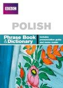 Hania Forss - Polish Phrase Book & Dictionary: Includes Pronunciation Guide & Menu Reader (Polish Edition) - 9781406612110 - V9781406612110