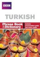 Yilmaz, Figen Sat - Turkish Phrase Book & Dictionary (BBC Active) - 9781406612134 - V9781406612134