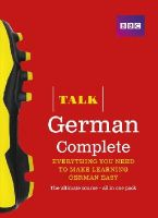 Wood, Jeanne, Matthews, Judith, Winchester, Susanne, Purcell, Sue, Schenke, Heiner - Talk German Complete (Book/CD Pack): Everything You Need to Make Learning German Easy - 9781406679229 - V9781406679229