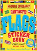 Anita Ganeri - Fantastic Flags Sticker Book (Horrible Geography) - 9781407129105 - V9781407129105