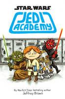Brown, Jeffrey - Jedi Academy - 9781407138718 - KKD0000807