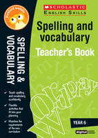 Welsh, Shelley - Spelling and Vocabulary Teacher's Book (Year 6) - 9781407141879 - V9781407141879