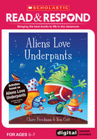 Jean Evans - Aliens Love Underpants (Read & Respond) - 9781407142272 - V9781407142272