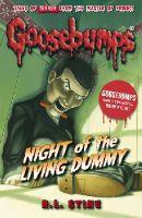 R. L. Stine - Night of the Living Dummy (Goosebumps) - 9781407157443 - V9781407157443