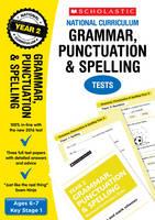 Fletcher, Graham; Fletcher, Lesley - Grammar, Punctuation and Spelling Test - Year 2 - 9781407159089 - V9781407159089