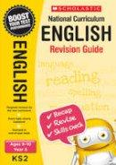Lesley Fletcher, Graham Fletcher - English Revision Guide - Year 5 (National Curriculum Tests) - 9781407159737 - V9781407159737
