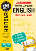 Lesley Fletcher, Graham Fletcher - English Revision Guide - Year 6 (National Curriculum Tests) - 9781407159744 - V9781407159744