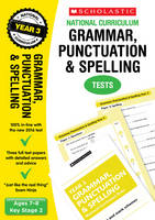 Casey, Catherine - Grammar, Punctuation and Spelling Test - Year 3 - 9781407159751 - V9781407159751