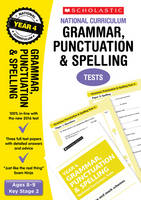 Casey, Catherine - Grammar, Punctuation and Spelling Test - Year 4 - 9781407159768 - V9781407159768