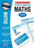 Montague-Smith, Ann - Maths Test - Year 2 - 9781407159812 - V9781407159812