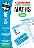 Montague-Smith, Ann - Maths Test - Year 3 - 9781407159829 - V9781407159829