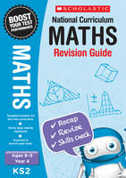 Paul Hollin - Maths Revision Guide - Year 4 (National Curriculum Revision) - 9781407159881 - KTG0018902