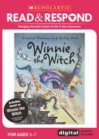 Samantha Pope - Winnie the Witch (Read & Respond) - 9781407160665 - V9781407160665