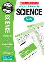Smith, Roger - Science Test (Year 6) (National Curriculum Sats Tests) - 9781407160764 - V9781407160764
