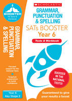 Shelley Welsh, Lesley Fletcher - Grammar, Punctuation and Spelling Pack (National Curriculum Sats Booster Programme) - 9781407160856 - V9781407160856