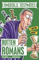 Deary, Terry; Brown, Martin - Rotten Romans - 9781407163840 - V9781407163840