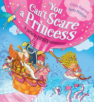 Rogerson, Gillian - You Can't Scare a Princess! - 9781407164854 - V9781407164854