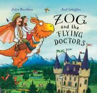 Julia Donaldson - Zog and the Flying Doctors - 9781407164953 - V9781407164953