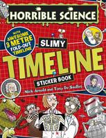 Arnold, Nick - Slimy Timeline Sticker Book (Horrible Science) - 9781407166520 - V9781407166520