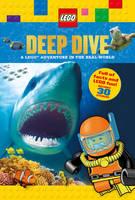Scholastic, - LEGO: Deep Dive (Lego Non Fiction Reader Levl 2) - 9781407166605 - V9781407166605