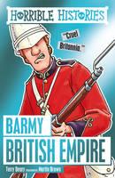 Deary, Terry - Barmy British Empire (Horrible Histories) - 9781407167008 - V9781407167008