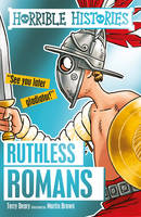 Deary, Terry - Ruthless Romans (Horrible Histories) - 9781407167022 - V9781407167022