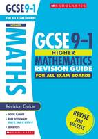 Doyle, Steve - Maths Higher Revision Guide for All Boards (GCSE Grades 9-1) - 9781407169088 - V9781407169088