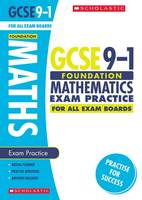 Naomi Norman - Maths Foundation Exam Practice Book for All Boards (GCSE Grades 9-1) - 9781407169101 - V9781407169101
