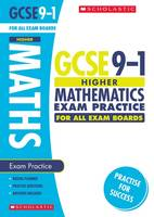Doyle, Steve - Maths Higher Exam Practice Book for All Boards (GCSE Grades 9-1) - 9781407169118 - V9781407169118