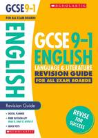 Durant, Richard, Torn, Cindy, Seal, Jon, Wall, Annabel - English Language and Literature Revision Guide for All Boards (GCSE Grades 9-1) - 9781407169170 - V9781407169170