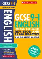 Richard Durant, Cindy Torn, Jon Seal, Annabel Wall - English Language and Literature Revision and Exam Practice Book for All Boards (GCSE Grades 9-1) - 9781407169194 - V9781407169194