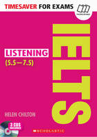 Chilton, Helen - Listening for IELTS (Timesaver) - 9781407169729 - V9781407169729
