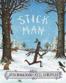 Julia Donaldson - Stick Man - 9781407170718 - 9781407170718