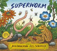 Julia Donaldson - Superworm - 9781407170725 - V9781407170725