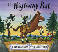 Julia Donaldson - The Highway Rat - 9781407170732 - V9781407170732